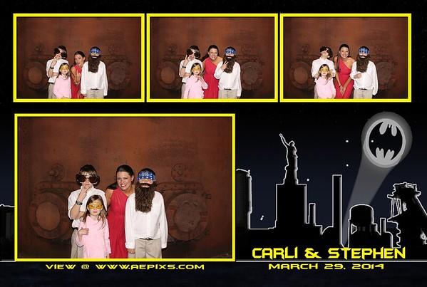 Carli and Stephen's Wedding