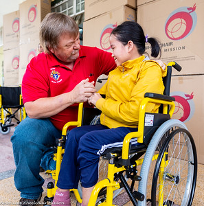 DaNang Province Wheelchair Deliveries