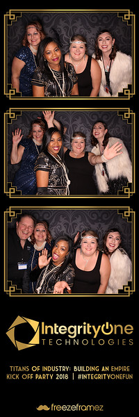 Integrity One 2018 Kick Off Event