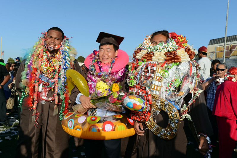 ". ""Cousins Travis and Raymond Lima and Thomas Oh played football for West HS.