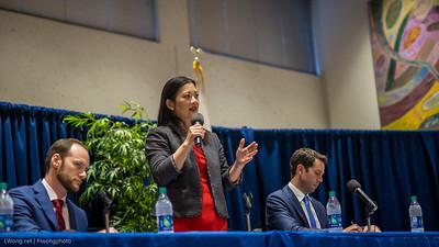 SF DA Debate   UC Hastings 08.06.19