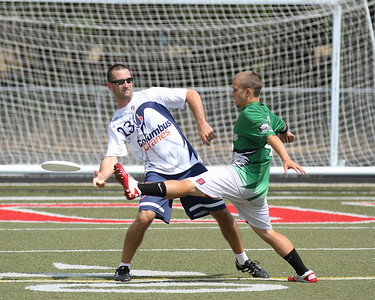 2012 Indianapolis AlleyCats Highlights