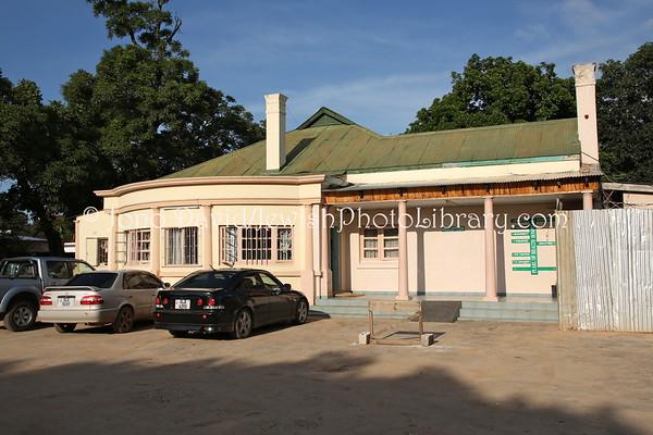 ZAMBIA, Lusaka. Jewish homes (former) (2.2013)