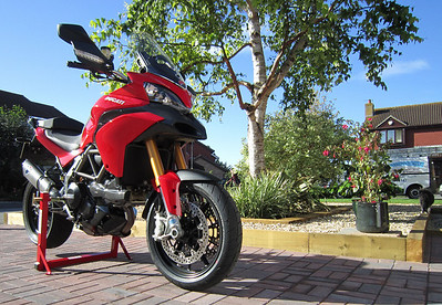 Andy's 2010 Multistrada 1200S Sport