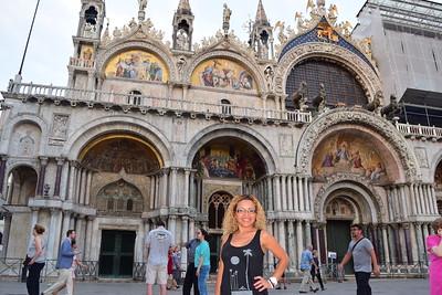 Piazza San Marco, Venecia, Italia