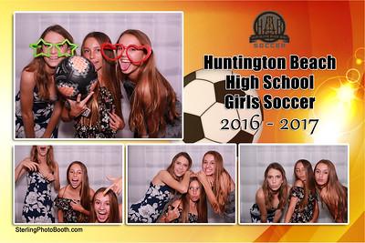 HBHS Soccer Banquet