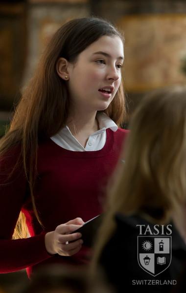 The Holiday Season at TASIS