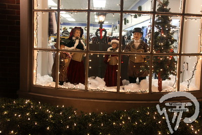 Candlelight stroll — Sing-a-long . . .