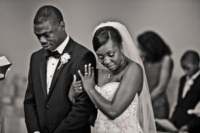 Leke & Kathryn Wedding