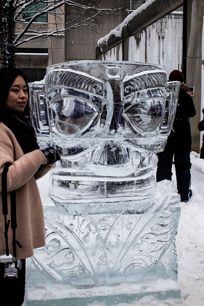 Bloor-Yorkville Icefest 2015