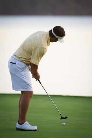 UNA Golf 10/15/12