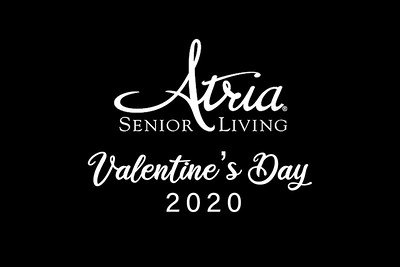 2020-02-14 Atria Senior Living Valentine's Day