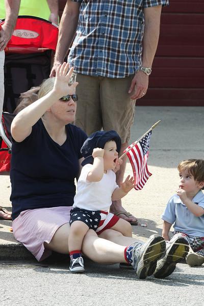 Wyndmoor Memorial Day Parade