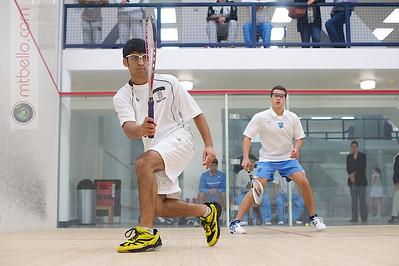 2011-11-13 Thomas Galluccio (Columbia) and Avi Bhavnani (Brown)