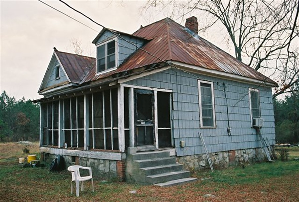 08 01 Home of Freda & daughter Joanne Hamm - Conyers, GA