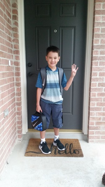 Landon | 4th | Plain Elementary School