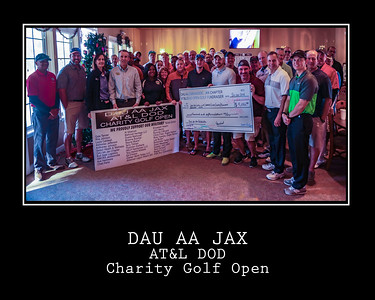 DAU JAX Chapter Charity Golf Tournament (Nov 2018)