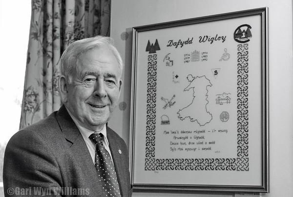 Dafydd Wigley - Former Plaid Cymru MP for Caernarfon 1974-2001