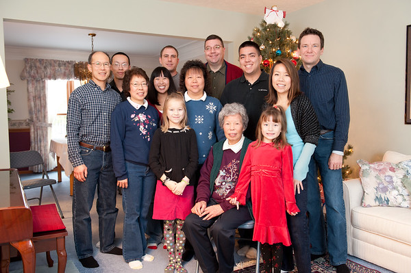 20101225 Family Christmas