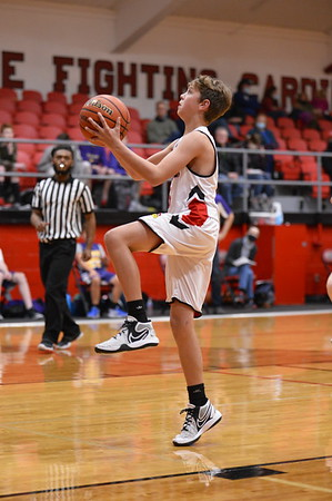 FWC Basketball MS 7th  12-14-2020