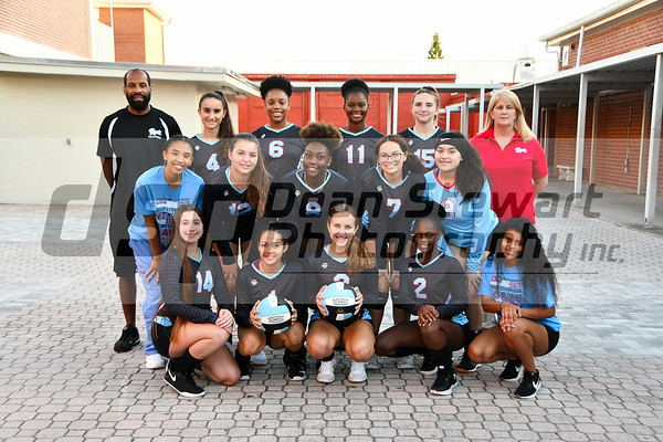 Girls Volleyball 9.25.19 Varsity