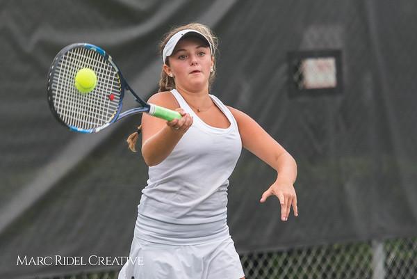 Broughton Tennis vs Leesville. August 29, 2017