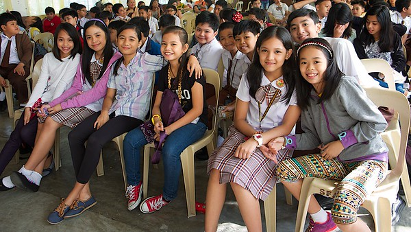 Grade School Literary Musical Contest SY 2014-2015