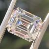 1.83ct Vintage Emerald Cut Diamond GIA F VVS2 15