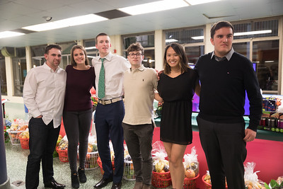 Seattle Sons of Italy Annual Banquets