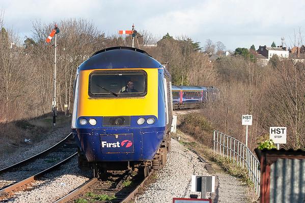 3rd January 2012: Birmingham to Malvern