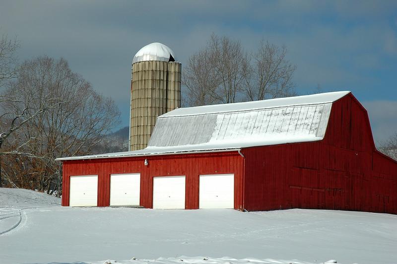 Barn - Wears Valley TN