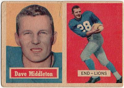 1956 - Dave Middleton