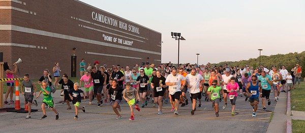 Summer Night Glow 5K Run/Walk 2018