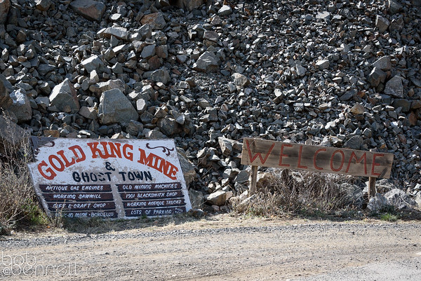 Gold King Mine & Ghost Town-April 2016