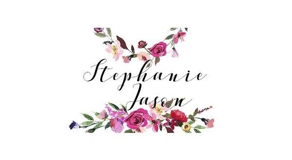 Stephanie and Jason