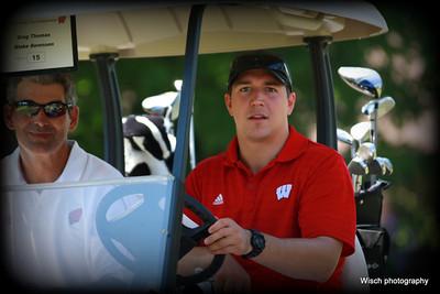 MN Gophers / WI Badgers Alumni Golf 7-30-12