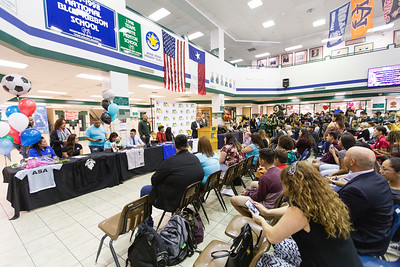 Montwood High School Signing