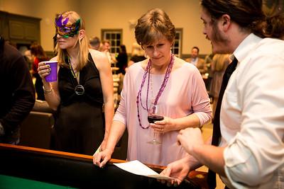 Baxter Mardi Gras Casino Night