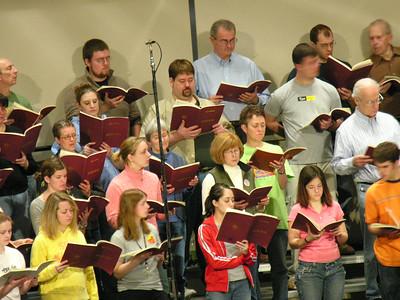 Brahms Requiem April 06
