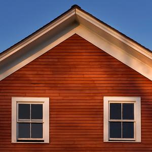 New England Barns