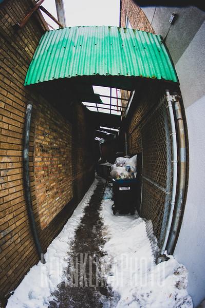 Chicago Trash Alley