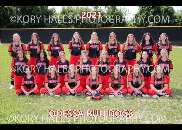 2021 OHS Softball