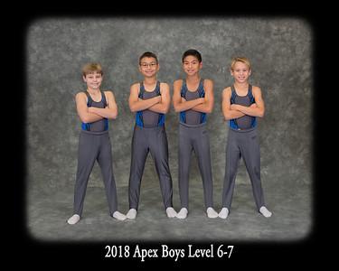 Boys Level 6-7