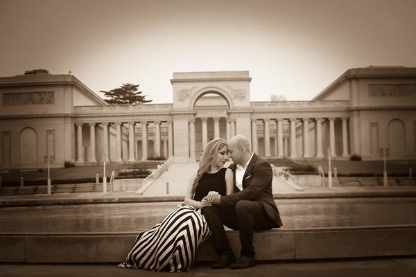 Mariam & Ramin Engagement Shoot