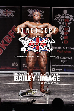 INTERMEDIATE BODYBUILDING OVER 85 KG