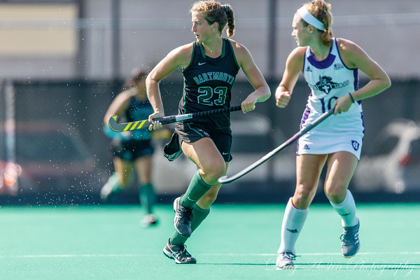 Holy Cross vs Dartmouth Field Hockey
