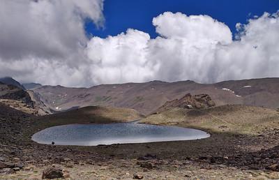 Cerro de Caballo from Rinconada