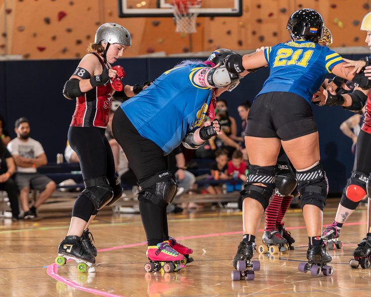 06/15/2019 AZRD Beaters vs Surlies ©Keith Bielat