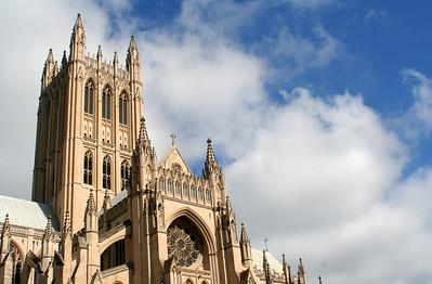 Washington National Cathedral, DC