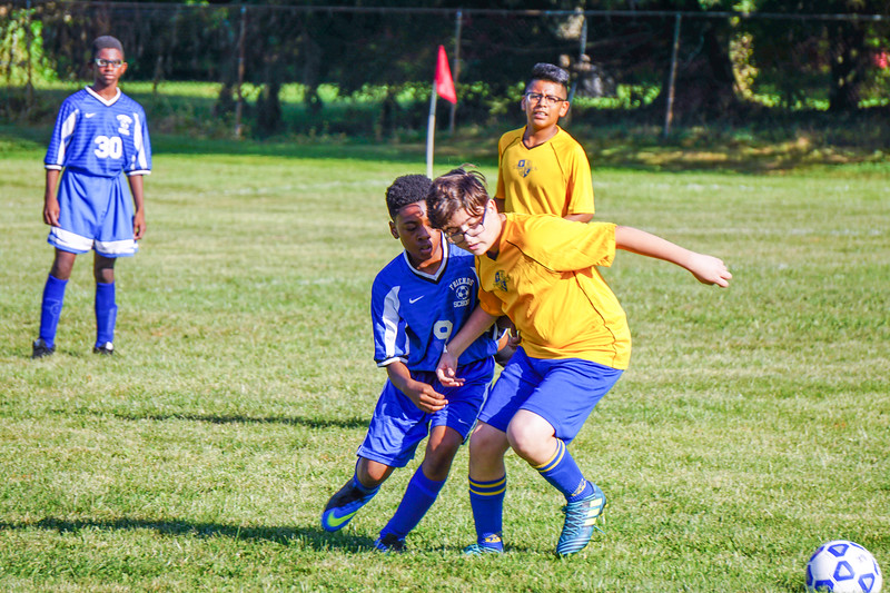 Soccer: FSMH v Woodruff